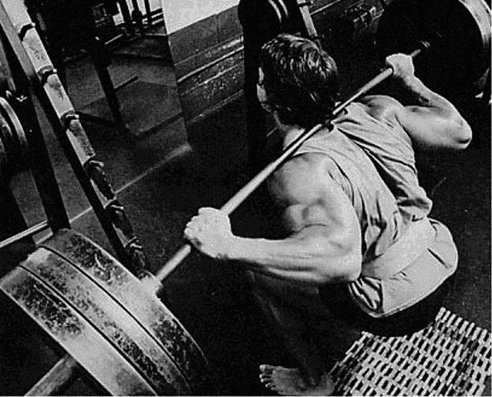 arnold-working-out